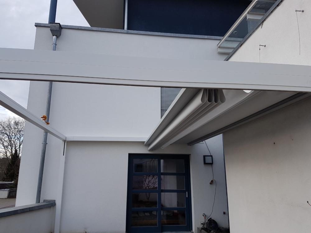 sunrain Terrassendach überdachung