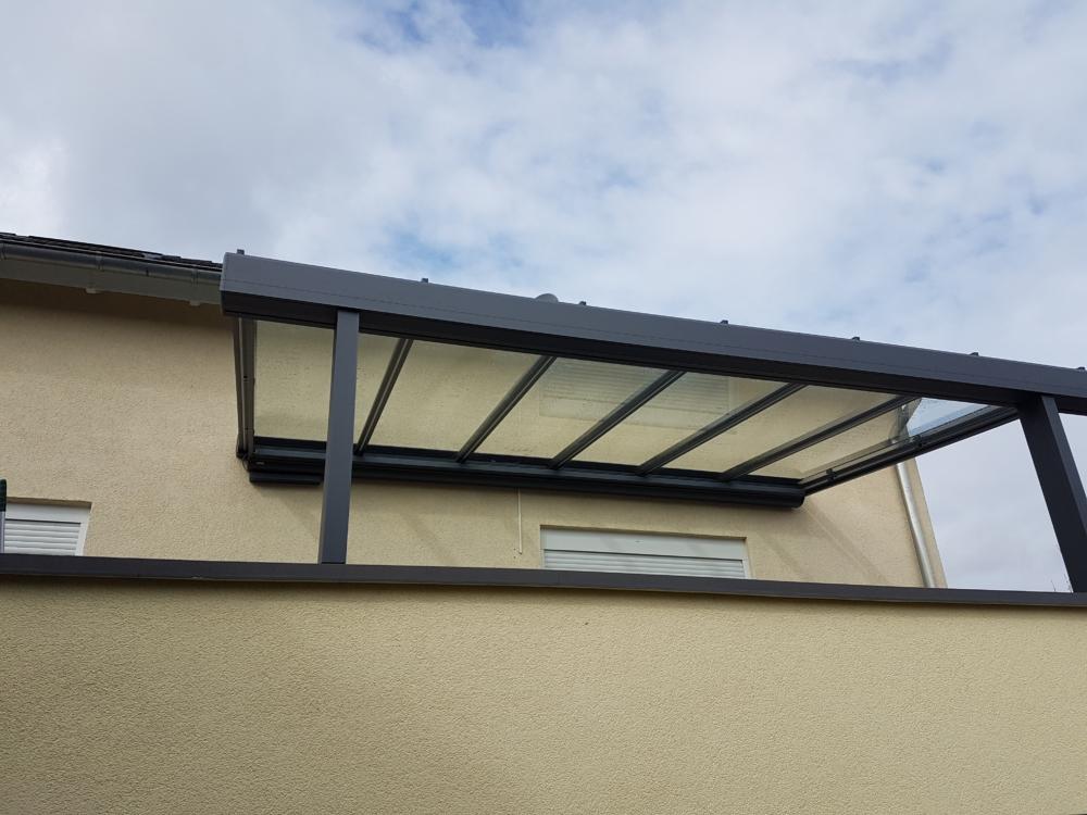 Terrassendach überdachung area