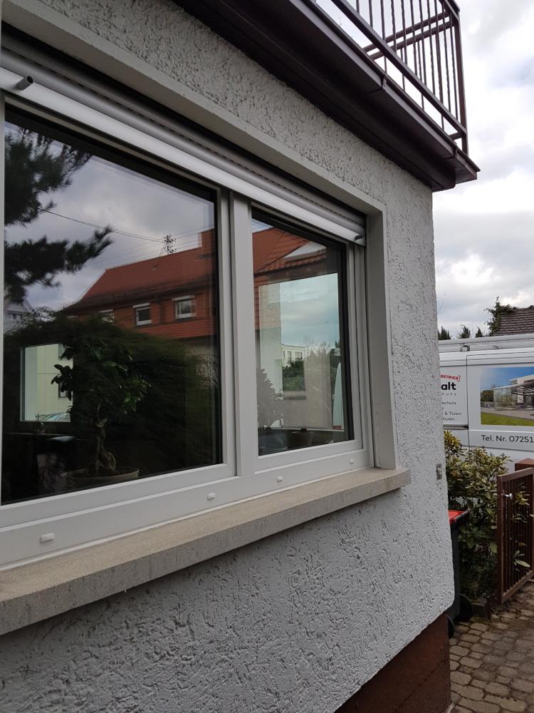 Fenster Tür Haustür Rollladen