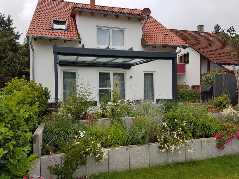 area Terrassendach Leiner