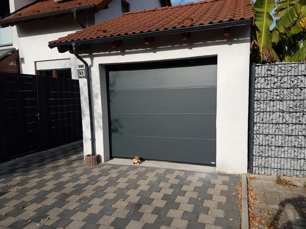 Garage Sektionaltor