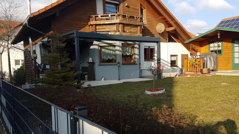 Area Terrassendach