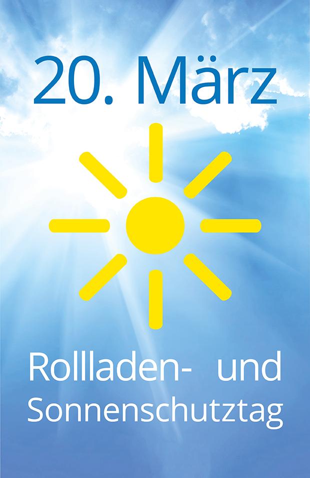 Rollladen- und Sonnenschutztag 2020